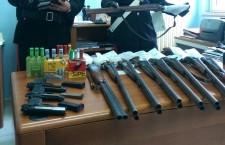 Siracusa. Armi e munizioni, un anno di controlli e sequestri dei Carabinieri
