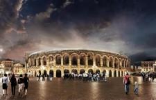 Un siracusano per coprire l'Arena di Verona: secondo classificato il progetto di Vincenzo Latina
