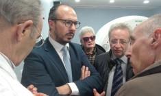"""Siracusa. All'Umberto I il sottosegretario alla Sanità, Faraone: """"Serve presto un nuovo ospedale"""""""