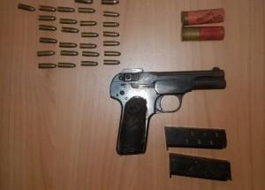 pistola tremmilia