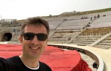 """Siracusa. Ficarra e Picone, sopralluogo al teatro greco: """"che emozione"""""""