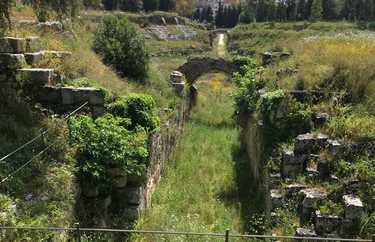 Siracusa. L'esercito dei volontari per la pulizia dell'Anfiteatro Romano: tutti i dettagli