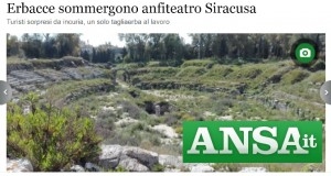 anfiteatro romano ansa