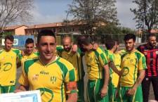 Calcio, festa promozione per il Palazzolo: domenica in piazza del Popolo