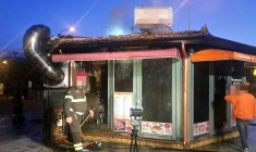 """Siracusa. Paninoteca a fuoco in via piazza Armerina, una friggitrice avrebbe fatto """"saltare"""" l'impianto elettrico"""