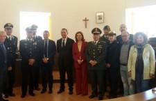 Floridia e Solarino, visita del Prefetto insieme ai vertici delle Forze dell'Ordine