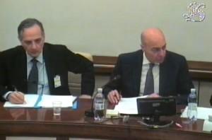 giordano in commissione senato