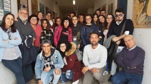gli studenti del Gagini-1