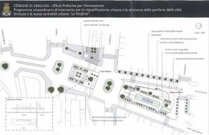 largo gilippo piazza euripide progetto