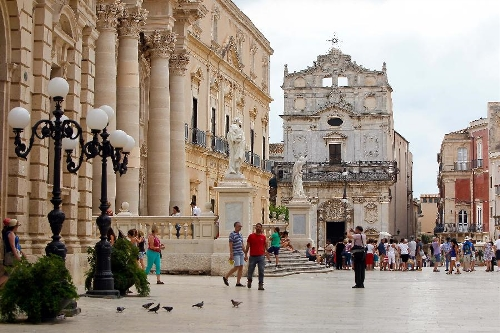 siracusa turismo aumentano le presenze ma ancora