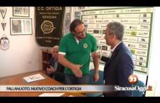 Pallanuoto, Serie A1. La video-intervista con Stefano Piccardo, nuovo coach dell'Ortigia