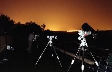 Ferla. Raduno di appassionati di astronomia: occhi puntati sulle meraviglie del cielo estivo