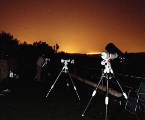 star party iblei