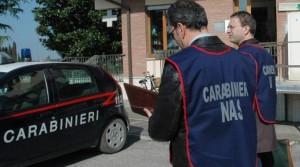 carabinieri NAS repertorio