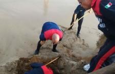 Noto. Un teschio umano riaffiora durante lavori di movimento terra, indagano i carabinieri