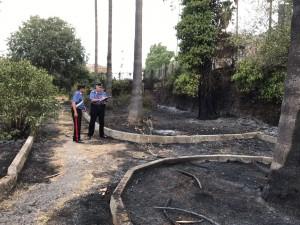 incendio Villa Comunale