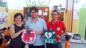 defibrillatore belvedere