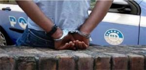 extracomunitario arrestato