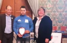 Il siracusano Giancarlo Campisi campione regionale juniores di giavellotto