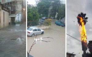 pioggia post