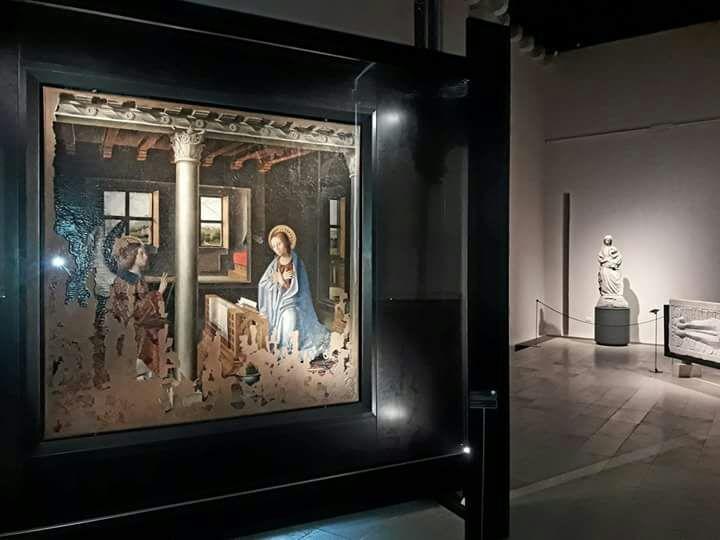 """Siracusa. L'Annunciazione ovvero il capolavoro solitario: poca visibilità per un """"masterpiece"""""""