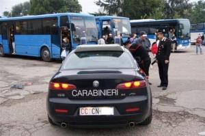 carabinieri-autobus repertorio