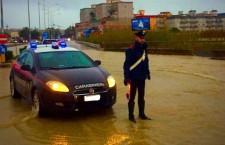 Avola, Noto e Rosolini: auto in panne ed interruzioni di energia, conseguenze della pioggia