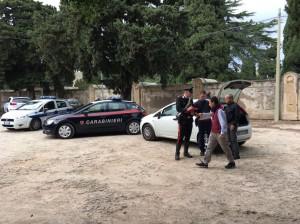 controlli con polizia municipale parcheggiatori