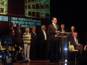 foto premiazione Medici anziani