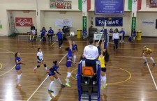 Volley. Holimpia bella ma sfortunata, al Palakradina finisce 3-1 con il Messina