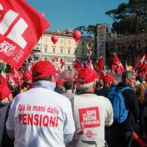 pensioni cgil