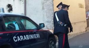 Carabinieri lite famiglia repertorio