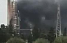 Augusta. Incendio nella raffineria Esso: fiamme subito sotto controllo, nessun ferito