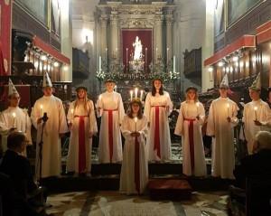 coro svedese