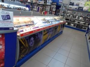 furti elettronica negozi