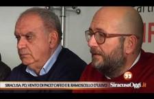Siracusa. La doppia missione di Giovanni Cafeo: politica di attenzione a Palermo e pace nel Pd in provincia
