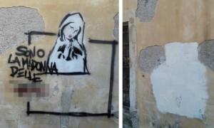 madonna murales