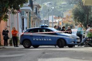 polizia bomba