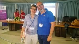 Tiziana_Biondi e Alessandro_Bottaro