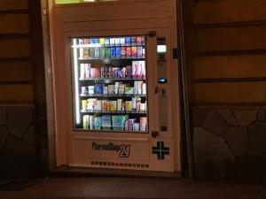 distributore farmacia