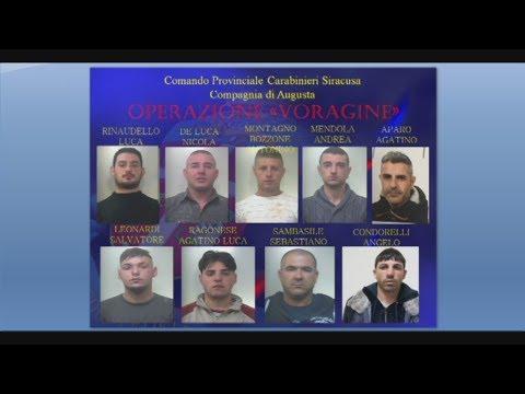 Bancomat sradicati con gli escavatori: le immagini e le interviste dell'Operazione Voragine