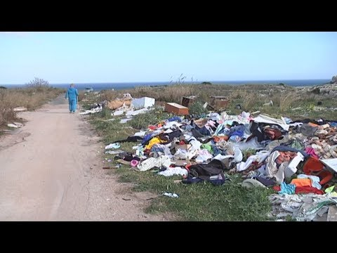 Siracusa. Tonnara, terreni devastati da discariche abusive: c'è anche amianto. Scattano controlli serrati