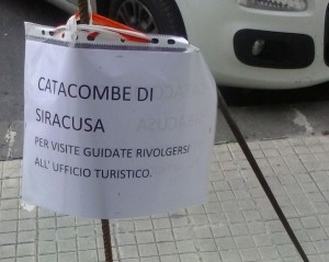 via ierone cartello