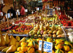 mercato ortigia