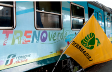 Siracusa. Arriva il Treno Verde: fino a domenica visite a bordo, incontri e caccia al tesoro