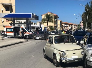 incidente via palma