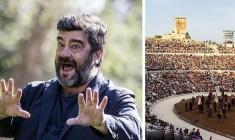 Rappresentazioni classiche: Francesco Pannofino al teatro greco. Tornano Ficarra e Picone. E c'è Camilleri