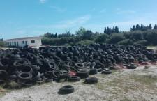 Siracusa. L'Autodromo a rischio sequestro: pneumatici abbandonati, bonifica o sigilli. La ex Provincia faccia in fretta