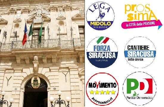 """Verso le Amministrative: candidati sindaco e partiti, tra """"mascheramento"""" e loghi ufficiali"""