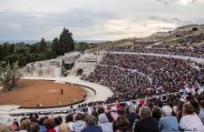 Lancio nazionale a Roma per il nuovo ciclo di rappresentazioni classiche di Siracusa
